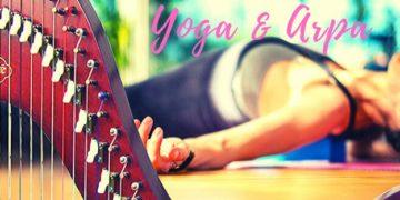 Yoga  &  Arpa: Vibrazioni per il solstizio d'inverno